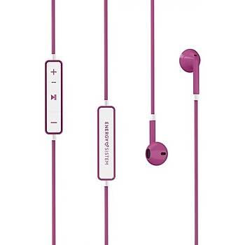 Energy Sistem Earphones 1 Bluetooth Kablosuz Kulak içi Kulaklýk Mor