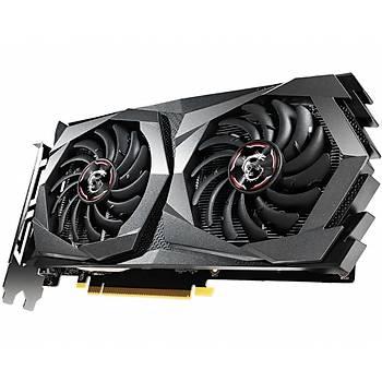 MSI D6 Gaming X GeForce GTX 1650 4GB GDDR6 128Bit (DX12) PCI-E 3.0 X16 Ekran Kartý (GeForce GTX 1650 D6 GAMING X)