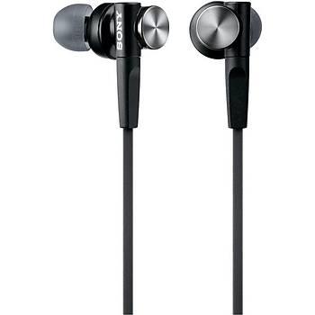 Sony MDR-XB50AP.CE7 Kulakiçi Mikrofonlu Kulaklýk Siyah