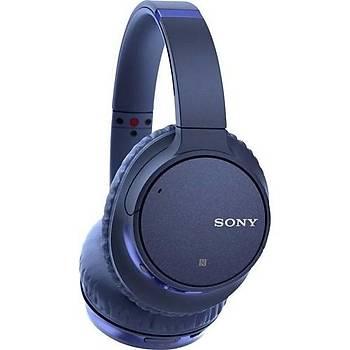 Sony WH-CH700N Mavi Kulaküstü Kulaklýk