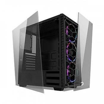 GamePower Horizon RGB Fan 550W 80+ Oyuncu Kasasý