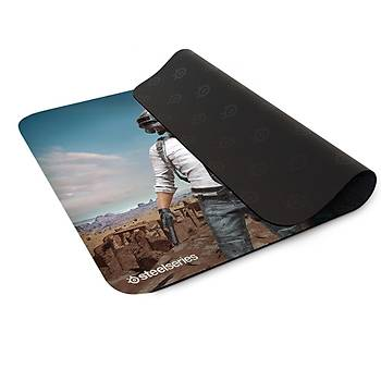 SteelSeries Qck+ PUBG Miramar Edition Gaming Mouse Pad OUTLET