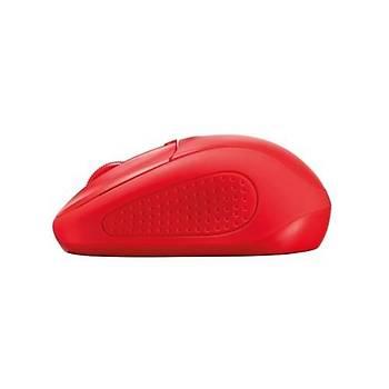Trust Primo 20787 Kablosuz Kýrmýzý Mouse (210098005)
