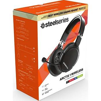 SteelSeries Arctis 1 Wireless Oyuncu Kulaklýðý