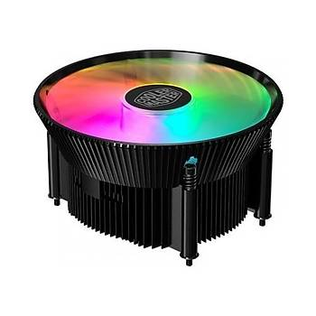 Cooler Master A71C 120 mm Rgb LED Fanlı Am4 Cpu Soğutucusu