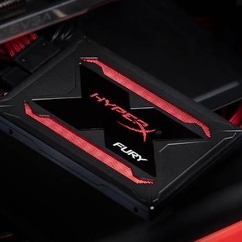 Kingston 480GB HyperX Fury SHFR SSD SATA