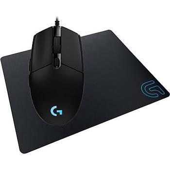 Logitech G102 Prodigy Gaming Mouse + Logitech Mousepad