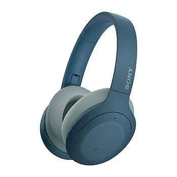 Sony WHH910NL Gürültü Önleyici Bluetooth Kulak Üstü Kulaklýk - Mavi