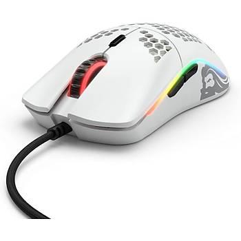 Glorious Model O Mat Beyaz Oyuncu Mouse