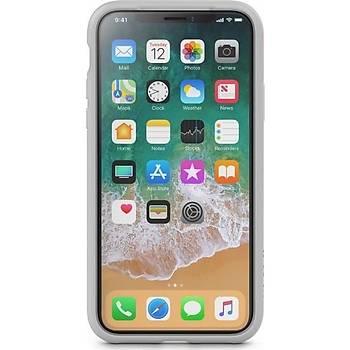 Belkin Elite Protective iPhone X Telefon Kılıfı Gri