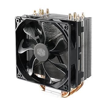 Cooler Master Hyper 212 LED Intel 2011/1366/1156/1155/775 AMD FM1/AM Serisi Uyumlu CPU Soğutucusu