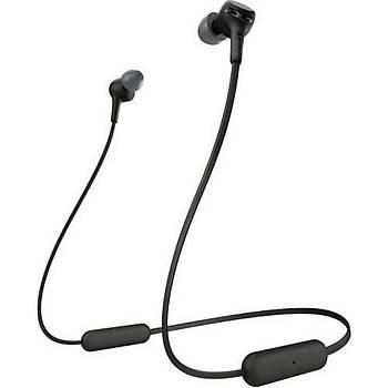 Sony WIXB400B.CE7 Kablosuz Extra Bass Kulak Ýçi Kulaklýk - Siyah