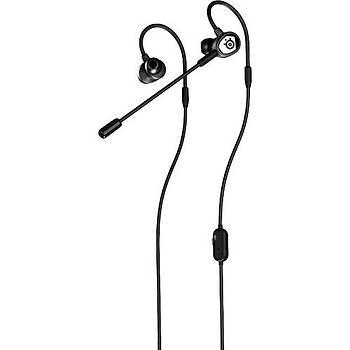 Steelseries TusQ In-Ear Oyuncu Kulak Içi Kulaklýk Siyah