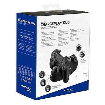 HyperX ChargePlay Duo PS4 Kontrol Cihazý Þarj Ýstasyonu