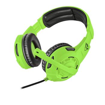 Trust GXT 310-SG SPECTRA GAMING Kulaklık - Yeşil