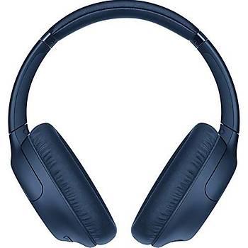 Sony WH-CH710N Gürültü Engelleme Özellikli Kablosuz Kulaklýk - Mavi