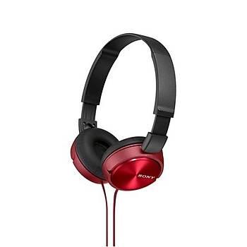 Sony ZX310APR Kırmızı Kulaküstü Kulaklık