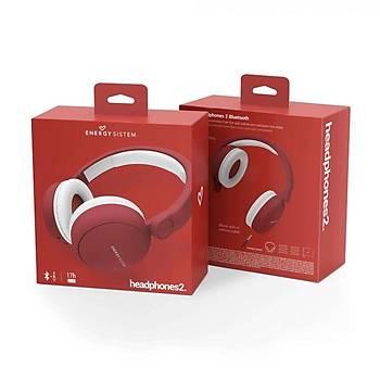 Energy Sistem Headphones 2 Bluetooth Kablosuz Kulaklýk Yakut