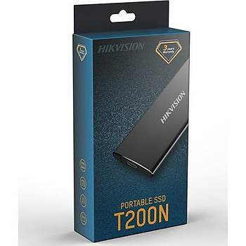 Hikvision HS-ESSD-T200N 240GB 450/450MB/S Taþýnabilir SSD