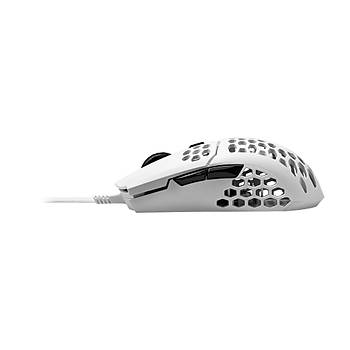 MM710 Ultra Hafif 53gr Mat Beyaz Profesyonel Oyuncu Faresi