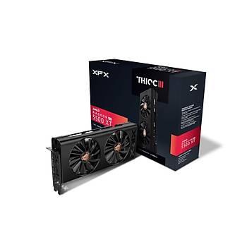 XFX RX5500 XT THICC II Pro 8GB RX-55XT8DFD6 GDDR6 128Bit