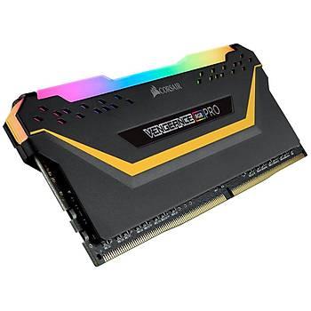 CORSAIR 16GB (2x8GB) Vengeance RGB PRO TUF Edition 3200MHz CL16 DDR4 Dual Kit Ram
