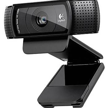 Logitech C920 1080p Full HD Webcam