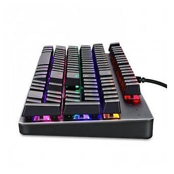 Gamepower Ogre Rainbow Mekanik Kýrmýzý Switch Klavye