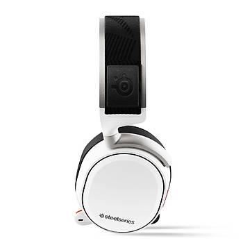 SteelSeries Arctis Pro Hi-Res Wireless Kablosuz Oyuncu Kulaklığı - Beyaz