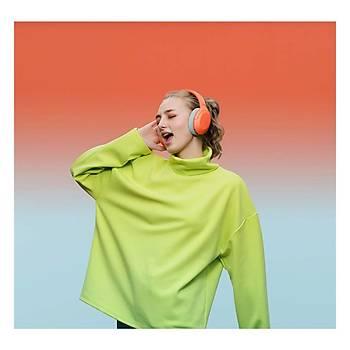 Sony WHH910ND Gürültü Önleyici Bluetooth Kulak Üstü Kulaklýk - Turuncu