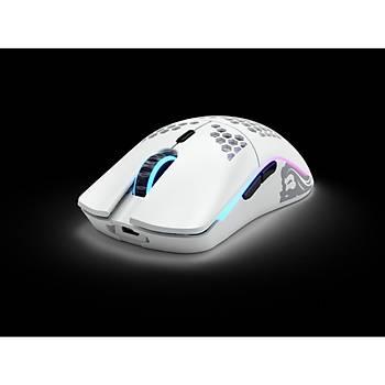 Glorious Model O Kablosuz Gaming Mouse Mat - Beyaz