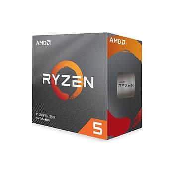 AMD Ryzen 5 3600 3,6GHz 35MB Cache Soket AM4 Ýþlemci