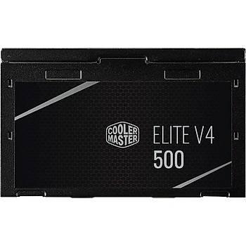 Cooler Master Elite V4 500W 80+ Aktif PFC 120 mm Fanlý PSU (MPE-5001-ACABN-EU)