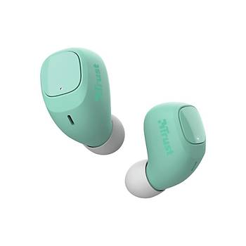 Trust Nýka Compact Bluetooth Kulaklýk Turkuaz