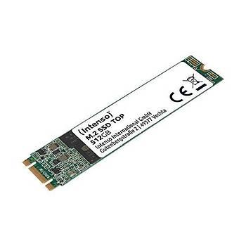 Intenso Top 512GB 520/500MB/S 4mm M.2 Sata 3.0 SSD 3832450 3d-Nand