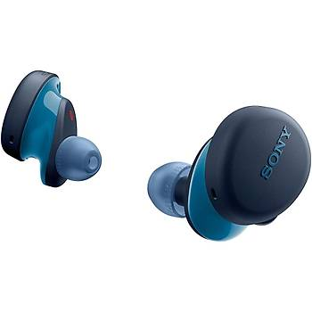 Sony WF-XB700L Extra Bass IPX4 Kulakiçi Bluetooth Kulaklýk Mavi