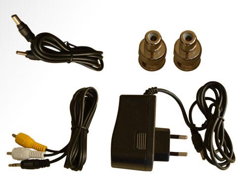 Güvenlik Kamerası Test Monitörü