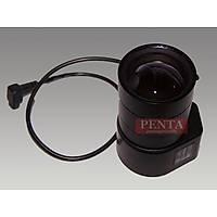 6-60 mm Auto Iris Zoom Varifocal Lens / 1060