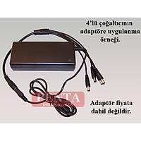 4 Uçlu Adaptör Çoklayýcý  /  1151