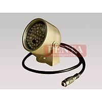 Güvenlik Kamerası İçin 48 Led Metal Kasa Projektör - 1294