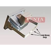Harici Su Geçirmez Metal Kasa 54 IR Led Projektör - 1295