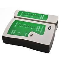RJ45-RJ111 Kablo Tester - Network Cable Tester - 1424