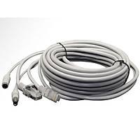 5 Metre Hazır IP Kamera Bağlantı Kablosu- 1540
