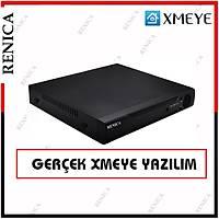Renica AD-0821 8 Kanal 2MP 1080N AHD Dvr Kayýt Cihazý -XMEYE- H.264+ 1628