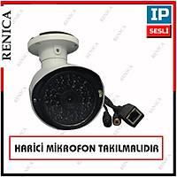 Renica IP-E785 1.3 MP  48 Led 3,6 MM Lens SESLÝ  IP Kamera  - 1709R