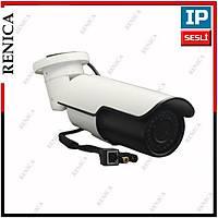 Renica IP-E1190 2 MP SONY EXMOR IMX 307  42 IR  Led 2.8-12 MM VF Lens IP Kamera - H265/H264 - 1707R