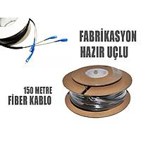 150 Metre Hazýr Fiber Optik Polietilen Kablo - 1616