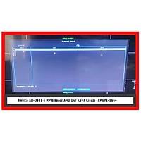 Renica AD-0841 8 Kanal 4 MP 1440P AHD Dvr Kayıt Cihazı -XMEYE-1664R