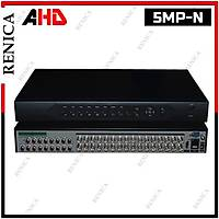 Renica AD-3202 32 Kanal 5MP-N H265  AHD Dvr Kayýt Cihazý - XM -1809R