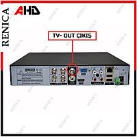 RENICA PC-2604 PREMIUM 8MP-N  4 KANAL P6  H265 AHD DVR  Kayit Cihazı / 1761R